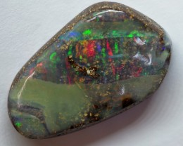 27.10CT QUEENSLAND BOULDER OPAL RI68