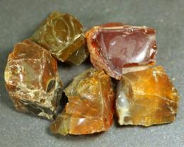 258ct Ethiopian Crystal Opal Rough Specimen Parcel