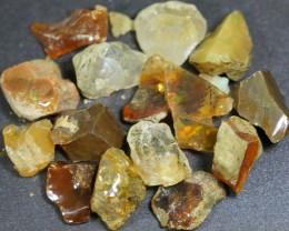 196ct Ethiopian Crystal Opal Rough Specimen Parcel