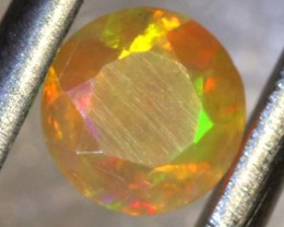 0.50 CT ETHIOPIAN FACETED STONE FOB-1402