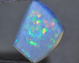 7.75ct STRIKING SPARKLES IN CLEAR ETHIOPIAN WELO GEM OPAL