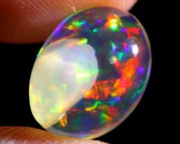 4.97Ct Ethiopian Welo Crystal Specimen Opal