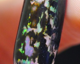 9.00 CRT WOOD OPAL RIBBON PATTERN INDONESIAN OPAL