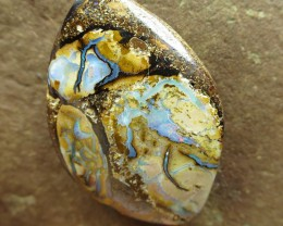 "58cts.""BOULDER MATRIX OPAL~GREAT STONE"""