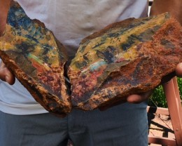 5.7 Kilo Large Boulder Opal Specimen