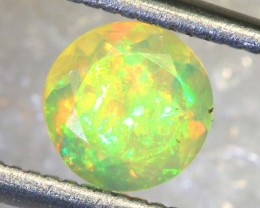 0.50 CT ETHIOPIAN FACETED STONE FOB-1408