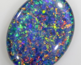 9.70 CTS Opal Triplet Stone [TD15]