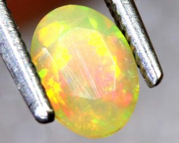 0.55 CT ETHIOPIAN FACETED STONE FOB-1419