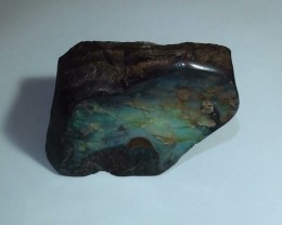 475 ct Boulder Opal Show Piece With Beautiful Multi Color