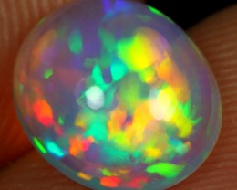 1.80cts TOP 5/5 RAINBOW CASCADE Natural Ethiopian Welo Opal