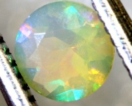 0.25 CT ETHIOPIAN FACETED STONE FOB-1421