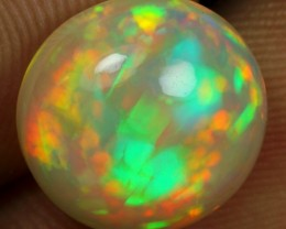 3.60cts Stunning Cell Pattern Ethiopian Opal