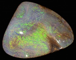 159ct 41x39mm Queensland Boulder Opal  [LOB-1159]