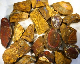 1545.00 CTS 20  YOWAH SLAB PARCEL DEAL  [BY7413] BOX