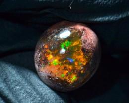 3.63 carats Mexican Matrix Blue Fire Boulder Opal Specimen Stone
