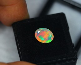 1.47Ct Natural Ethiopian Welo Faceted Opal Lot MMB12