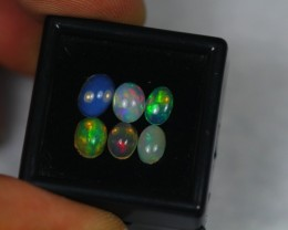2.36Ct Natural Ethiopian Welo Opal Lot OG45