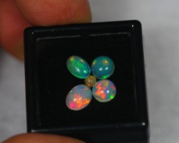 2.24Ct Natural Ethiopian Welo Opal Lot OG31
