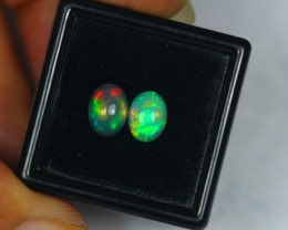 1.81Ct Natural Ethiopian Welo Opal Lot OG55