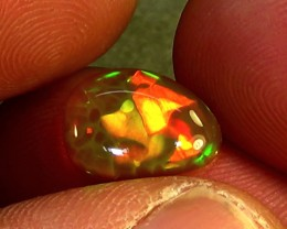 2.80 cts Ethiopian Welo HONEYCOMB dark opal N4 4,5/5