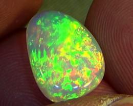 3.60 cts Ethiopian Welo CIRRUS STRAW brilliant opal N7 5/5