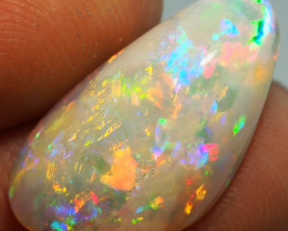 6.40CT SHELL FOSSIL CRYSTAL COOBER PEDY OPAL  SS01243