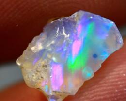Cts2.20    RL644     .Rough Ethiopian Wello Opal   ~ Gem Grade -