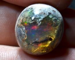 21ct Natural Mexican Matrix Cantera Multicoloured Fire Opal