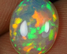 1.40cts CELL HONEYCOMB Natural Ethiopian Welo Opal