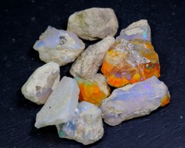NR Lot 03 ~ 153Ct Welo Opal Rough Wholesale Lot