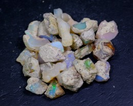 NR Lot 11 ~ 95Ct Welo Opal Rough Wholesale Lot