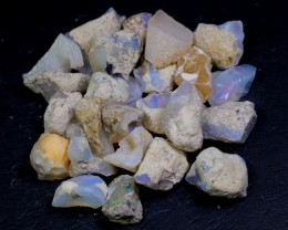 NR Lot 12 ~ 153Ct Welo Opal Rough Wholesale Lot