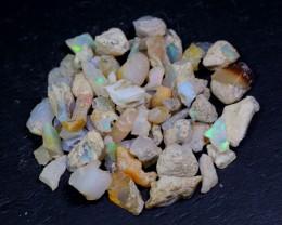 NR Lot 14 ~ 88Ct Welo Opal Rough Wholesale Lot