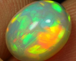 2.00cts AAA QUALITY BRILLIANT Color play Ethiopian Opal
