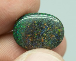 5.58 ct Great Flash Andamooka Matrix Opal SKU.4