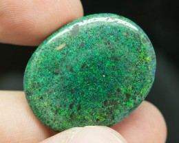 29.75 ct Great Flash Andamooka Matrix Opal SKU.4