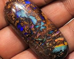 83.50 CTS Boulder Opal Polished YOWAH