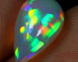 2.25cts Top 5/5 Rainbow Cascade Ethiopian Opal