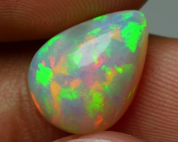 4.30 CRT STUNNING GREY BASE PIN FIRE MULTICOLOR WELO OPAL