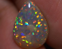 3.16 CT EXQUISITE QUALITY BEAUTIFUL FLASHY MULTI COLOR ETHIOPIAN OPAL-AD27