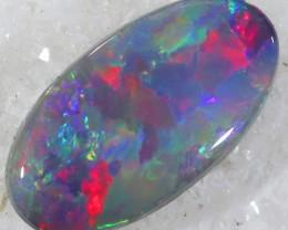 1.20Cts Black Opal N4  SU 477