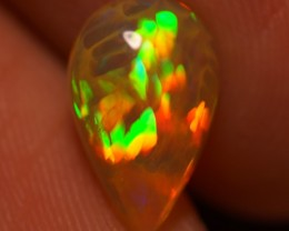 AAA HONEYCOMB PATTERN !! TOP QUALITY ETHIOPIAN OPAL - AD45
