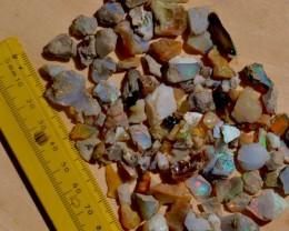 Nice Rough  Opal Rough Parcel 201cts Estayish  Ethiopia NR Lot
