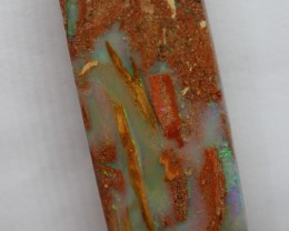 34.60CT VIEW WOOD REPLACEMENT BOULDER OPAL RI156