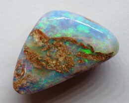 6.60CT VIEW WOOD REPLACEMENT BOULDER OPAL RI159
