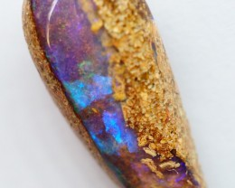 6.35CT VIEW PIPE WOOD REPLACEMENT BOULDER OPAL RI220