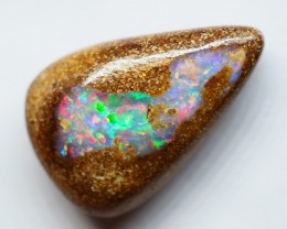13.75CT VIEW WOOD REPLACEMENT BOULDER OPAL RI242