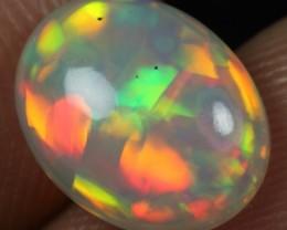 2.05cts 5/5 NEON CASCADE Natural Ethiopian Welo Opal