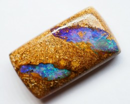 22.30CT VIEW WOOD REPLACEMENT BOULDER OPAL RI253