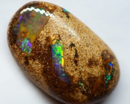 18.00CT VIEW WOOD REPLACEMENT BOULDER OPAL RI254